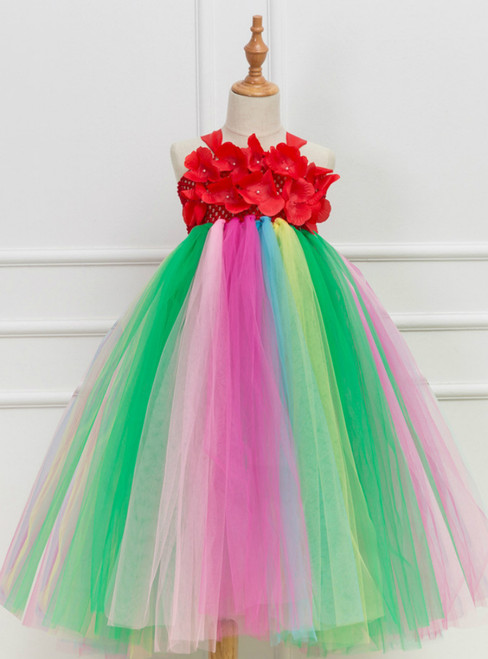 Tulle Tutu Party Birthday Dress