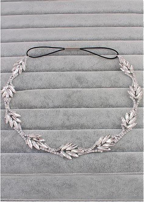 Marvelous Elegant Alloy Wedding Hair Jewelry With Rhinestones