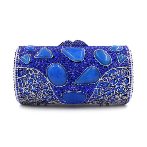 Fashion  Shiny Crystal Diamante Evening Clutch