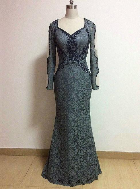Stylish Evening Dresses V-neck Formal Dresses Mother of the Bride Dresses