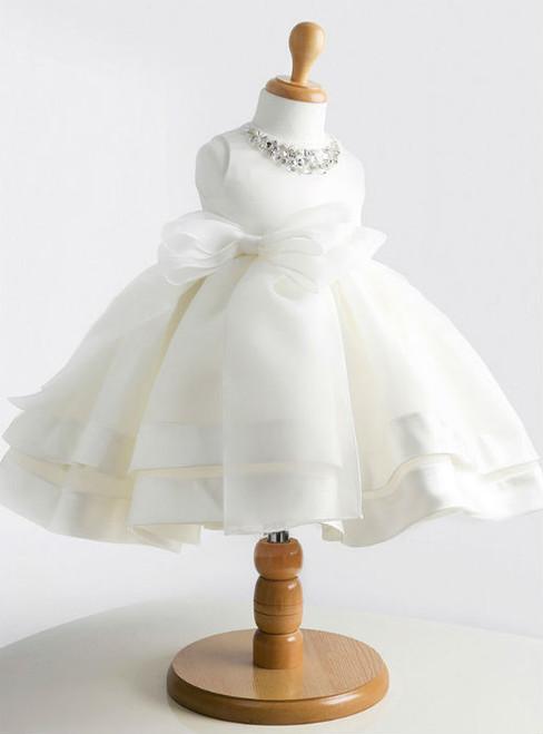 High quality Lace flower girl dresses for weddings Little girls