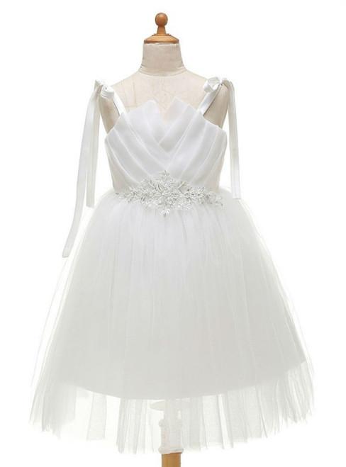 Delicate Lovely Flower Girl Dresses For Weddings