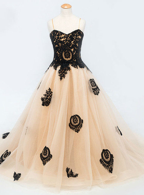 Stylish Lace Photography Pageant Dresses For Girls Appliques Flower Girl Dresses