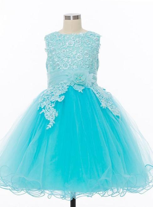 Stylish Real Photos Flower Girl Dresses For Weddings Girls Beauty