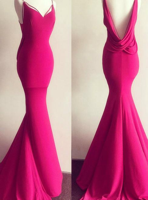 Fashion mermaid prom dress maxi evening dress long formal dress