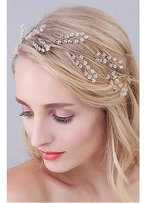 Beautiful Wedding Hair Ornaments With Beadings