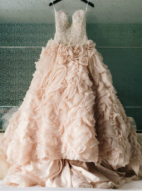 Marvelous Wedding Dresses Ball Tulle Wedding Dress Wedding Dress