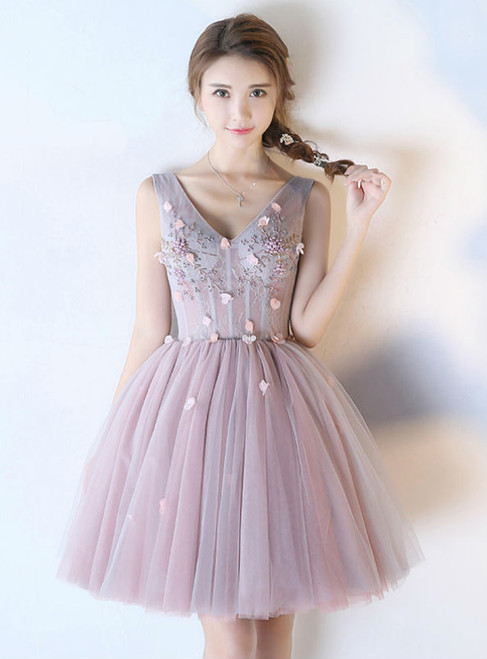 Ball Gown Prom Dresses 2017 Sexy Illusion Beading