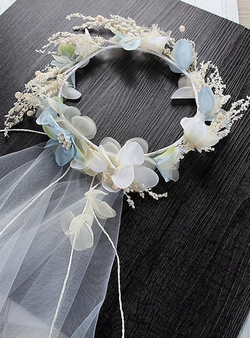 wedding hair ornaments beach wedding hair decoration for girls and brides