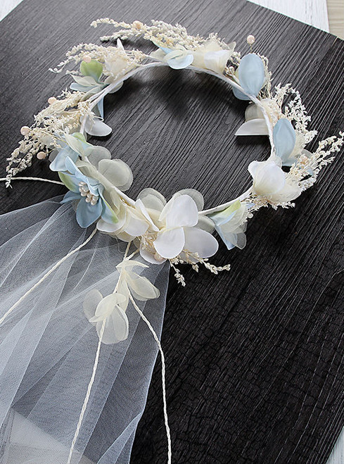 wedding hair ornaments beach wedding hair decoration for girls and brides