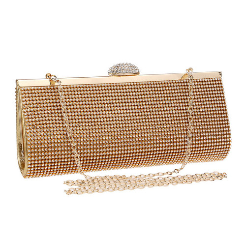 Women Evening Bags With Chain Shoulder Handbags