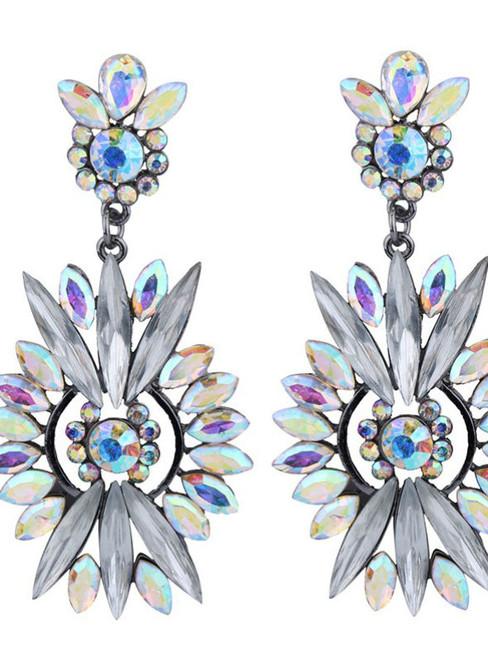 Jewelry Luxury Wedding Drop Dangle Earrings Wholesale Hot Sale