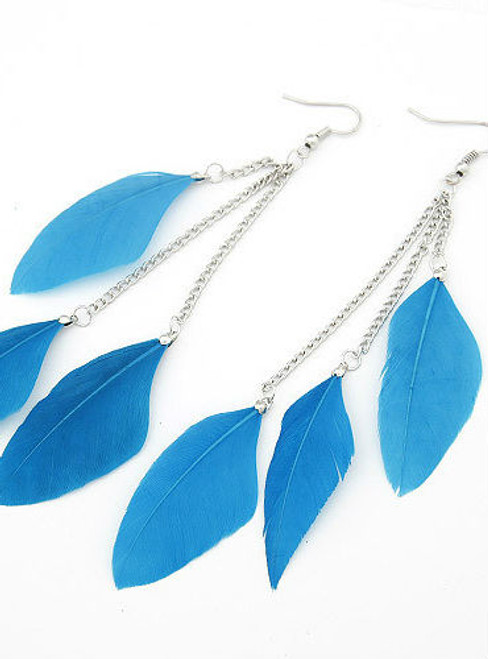 Cheap Feather Earrings for Women