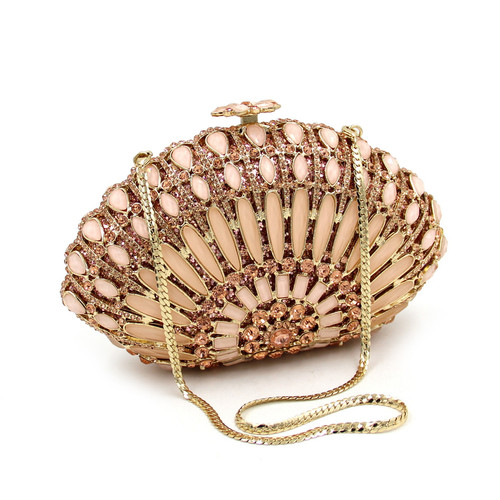Crystal Clutch Luxury Wedding Bags Women Party Day Clutches Designer Handbags