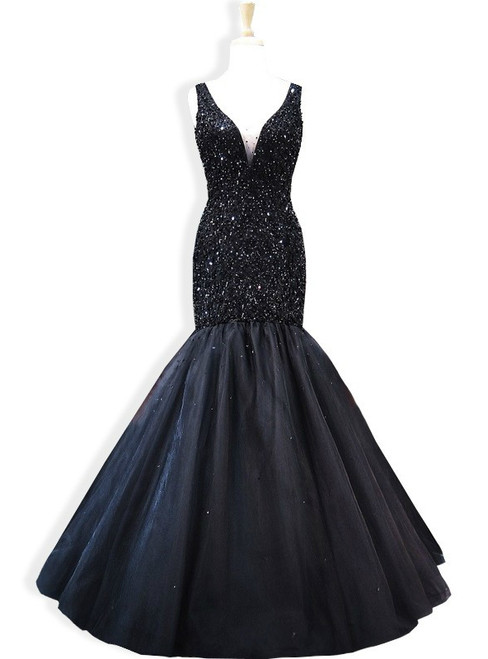 Mermaid Prom Dress,Formal Evening Dress