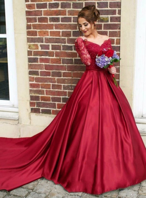 Charming Wedding Dresses,Custom Wedding Dresses,Plus Size