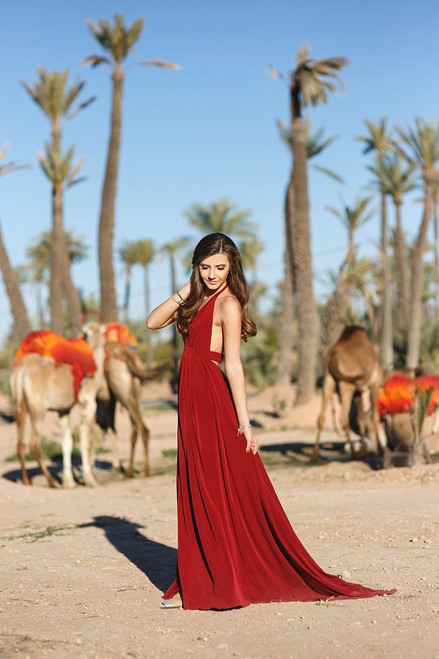 Off-the-shoulder Prom Dresses/Evening Dress A-line Prom Dress
