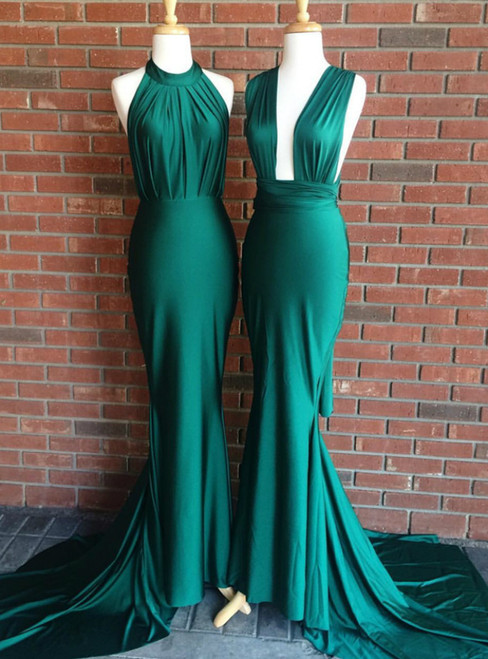 Mermaid Prom Dress Elegant Evening Dress Sexy Mermaid Gowns