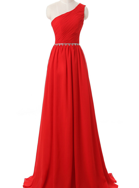 Red Cheap Prom Dresses Graduation Dresses Evening Dresses