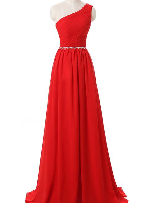Red Cheap Prom Dresses Graduation Dresses Evening Dresses