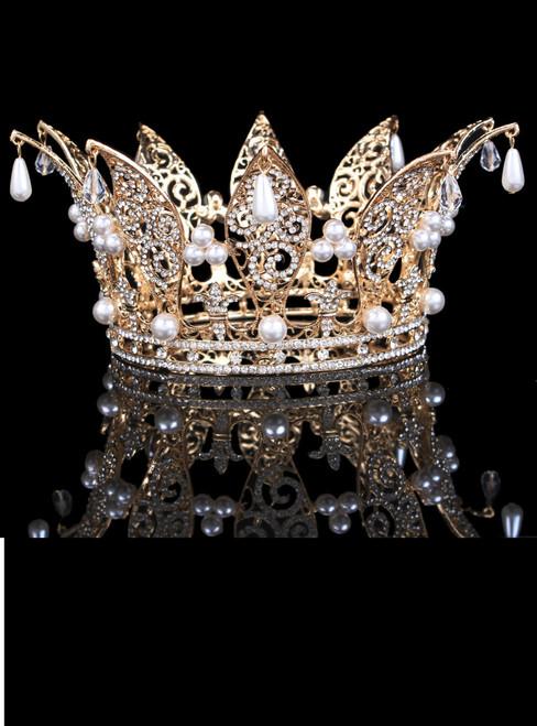 Bridal Tiaras Crowns Crystal Rhinestone Pageant Bridal Wedding