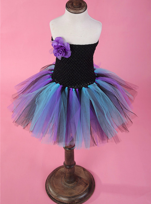 Birthday Party Costume Girls Ball Gown For Pageant Birthday Wedding