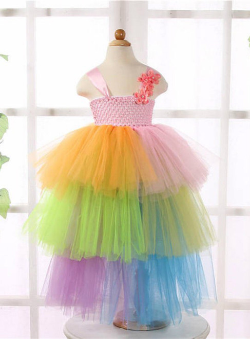 Bridesmaid Flower Girl Dresses Princess Pageant Prom Wedding Party Dresses