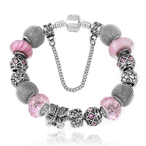 Women Bracelets Fashion Charm Bracelets Bangles For Pan Women Jewelry