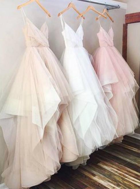 Romantic Summer Beach Wedding Dresses,Wedding Dresses 2017