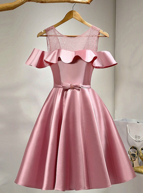 short homecoming dresses,chic prom gowns