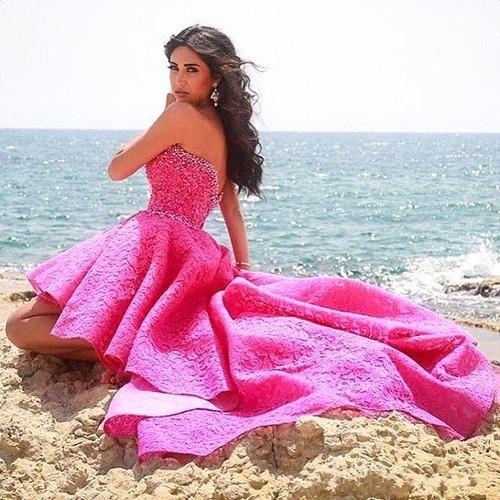 Women Formal Party Dresses Custom Made Prom Dress