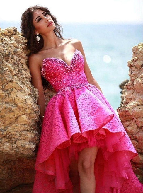 Women Formal Party Dresses Custom Made Prom Dress