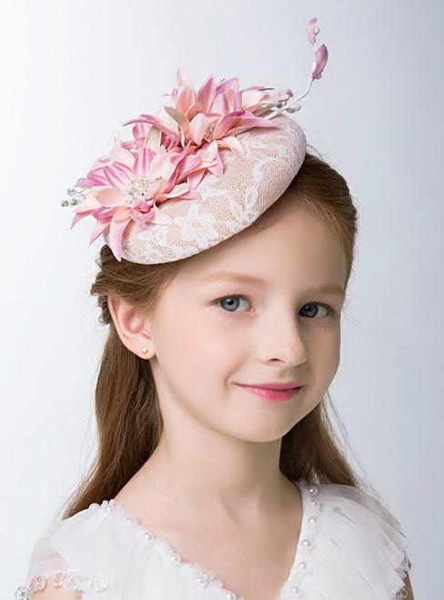 Children's Jewelry Children's Hair Jewelry Dress Accessories Hat