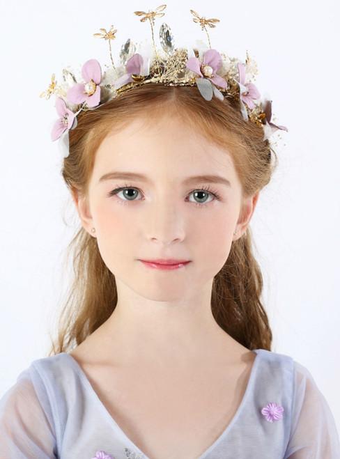 Garland Children Headdress Children's Dress Accessories