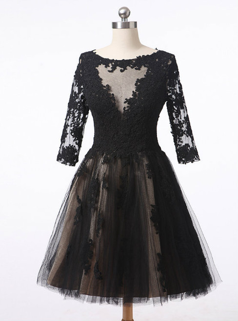Prom Dress Lace Appliques Women Formal Party Gowns