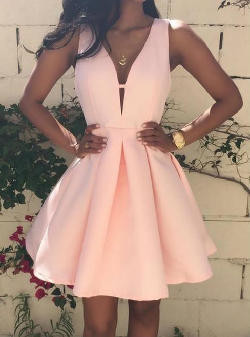 Satin Prom Dresses ,Hot Sale Party Dresses