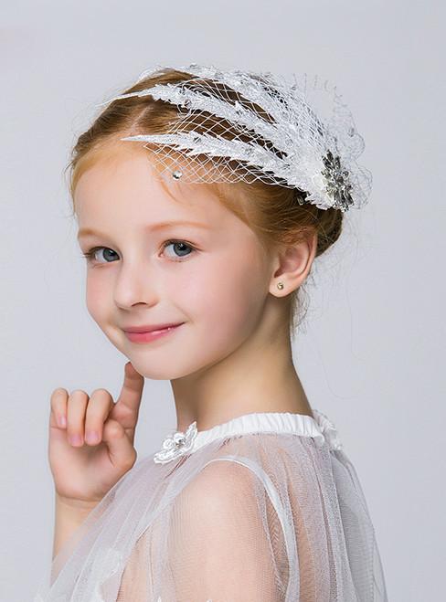 Lace Children Headdress Girl Princess Hair Accessories