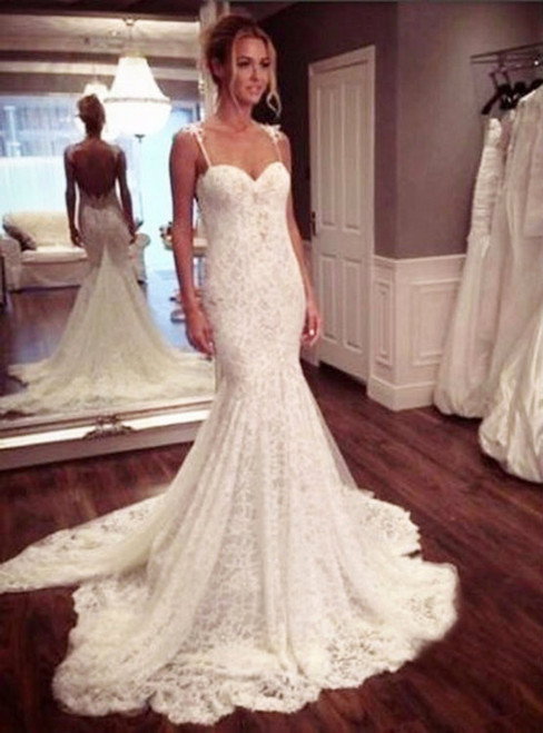 Sweetheart Neckline Wedding Dress, Vestido De Novia