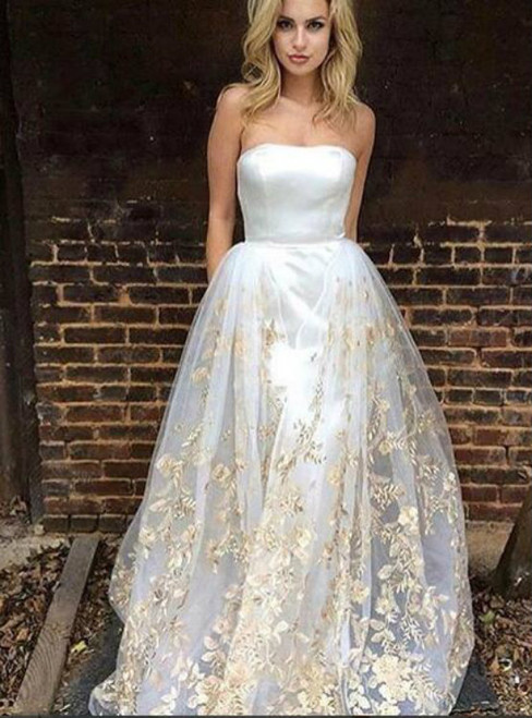 Formal Party Dresses, Tulle Prom Dress, Sexy Prom Dress