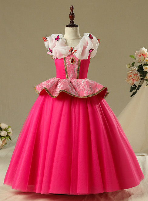 In Stock:Ship in 48 Hours Princess Ai Luo Skirt Frozen Dress