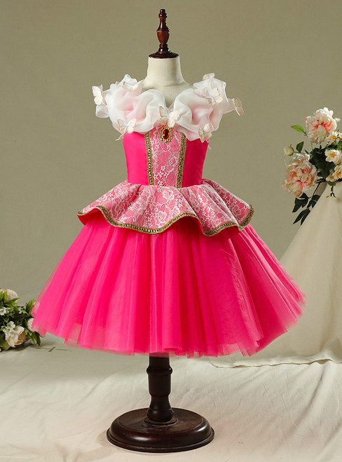 In Stock:Ship in 48 Hours Short Princess Ai Luo Skirt Frozen Dress