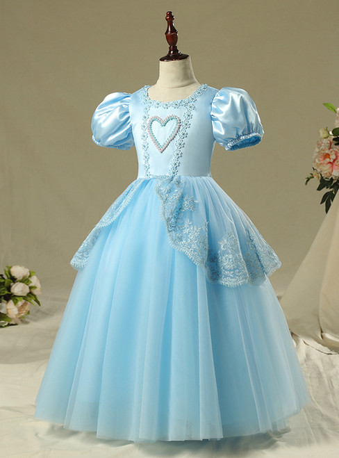 In Stock:Ship in 48 Hours Disney Princess Skirt Cinderella Dress