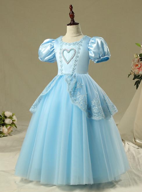 In Stock:Ship in 48 Hours Disney Princess Skirt Cinderella Dress