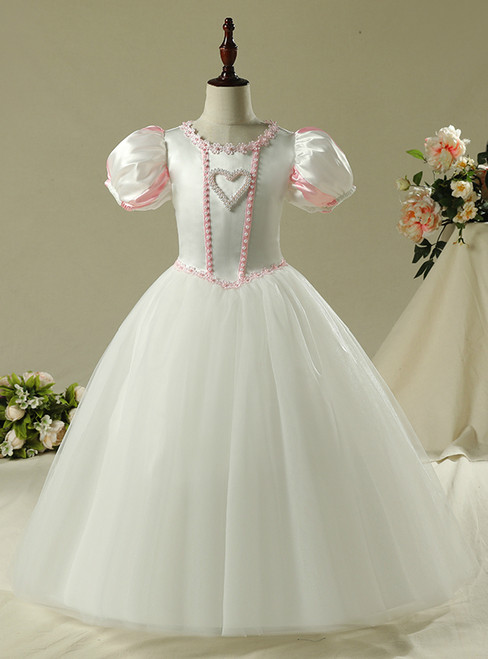 In Stock:Ship in 48 Hours Snow White Skirt Frozen Dress Summer