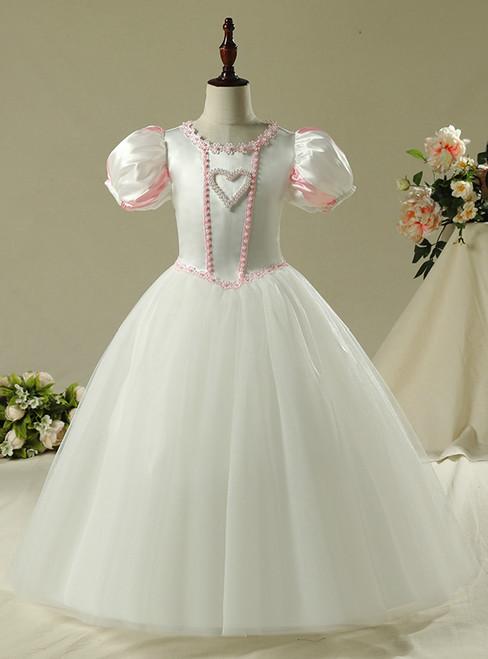 In Stock:Ship in 48 Hours Snow White Skirt Frozen Dress Summer