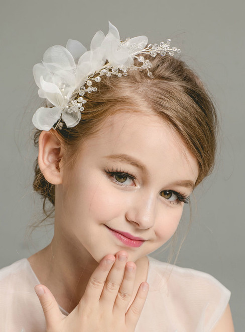 Children's Tiara Princess Hair Accessories Flowers