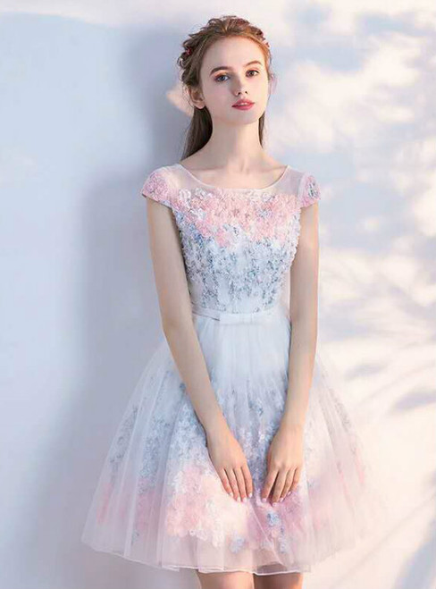 tulle prom dresses short prom dress Prom dresses 2017