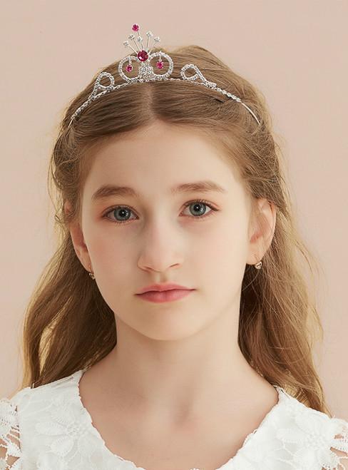 Rhinestone Crown Headband Hair Accessories Small Crown d1c396e9c60