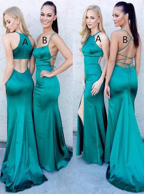 Cheap prom dresses 2017 Trumpet/Mermaid prom dresses