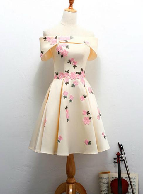 Cheap homecoming dresses 2017 Short Homecoming Dress